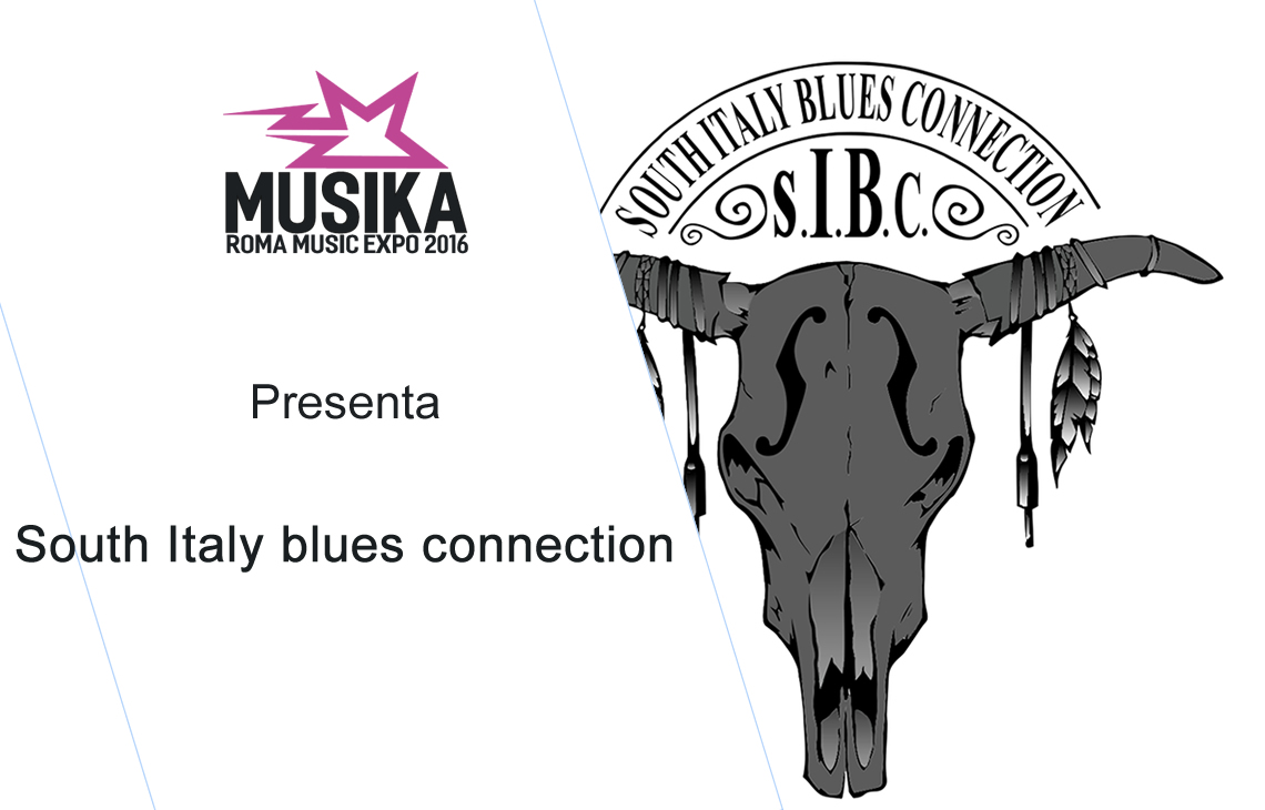 Il South Italy blues connection partner di Musika Expo